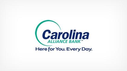 Carolina Alliance Bank logo