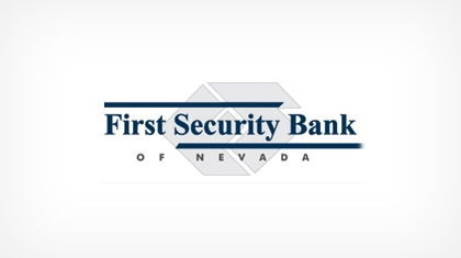 First Security Bank of Nevada Logo