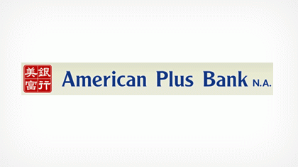 American Plus Bank, N.a. Logo