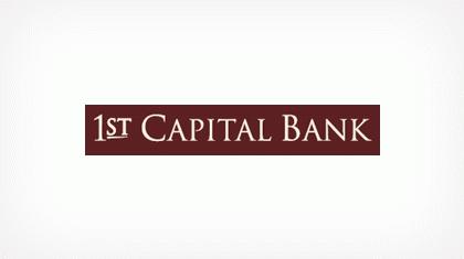 1st Capital Bank logo