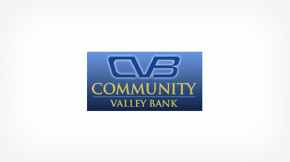 Community Valley Bank logo