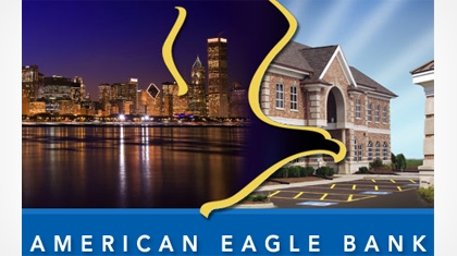 American Eagle Bank of Chicago logo