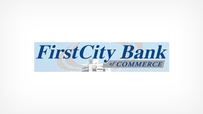 Firstcity Bank of Commerce logo