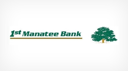 1st Manatee Bank logo