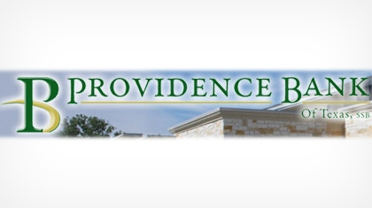 Providence Bank of Texas Logo