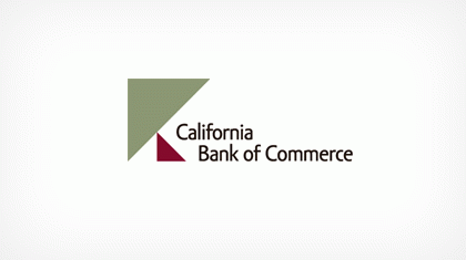 California Bank of Commerce Logo