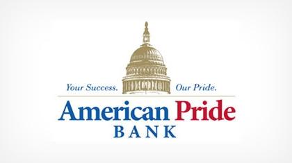 American Pride Bank logo
