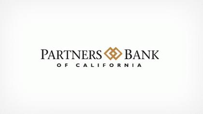 Partners Bank of California logo