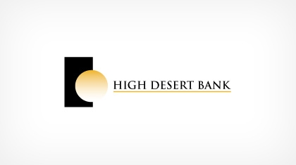 High Desert Bank logo