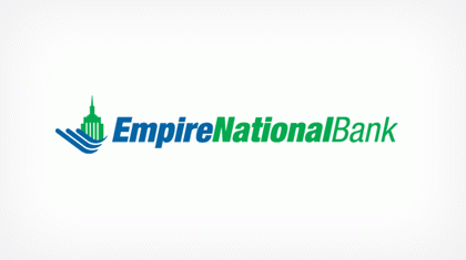 Empire National Bank logo