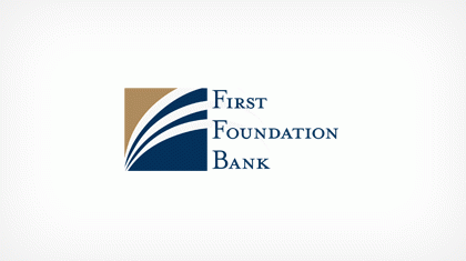 First Foundation Bank Logo