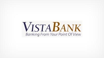 Vistabank logo