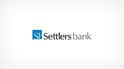 Settlers Bank logo