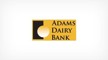 Adams Dairy Bank logo