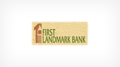 First Landmark Bank logo