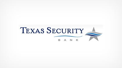 Texas Security Bank logo