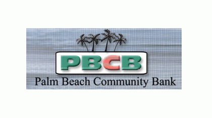 Palm Beach Community Bank logo