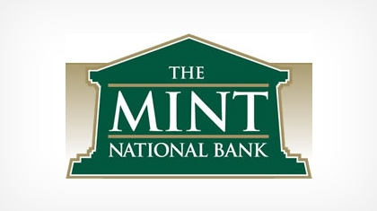 The Mint National Bank logo