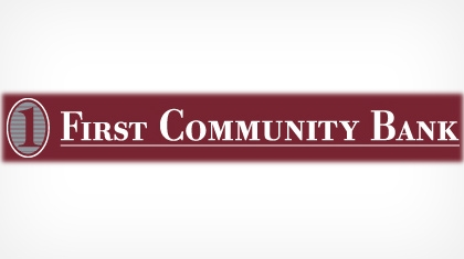 First Community Bank of Plainfield logo