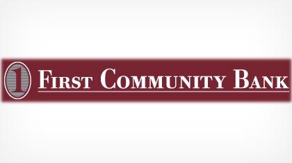 First Community Bank of Plainfield Logo