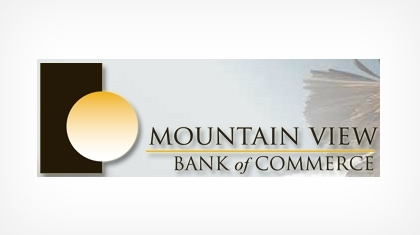 Mountain View Bank of Commerce Logo