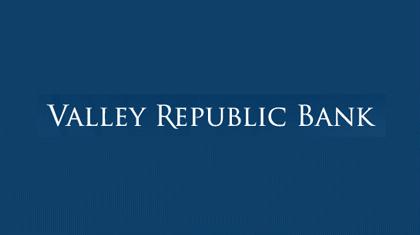 Valley Republic Bank logo