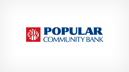 Popular Community Bank Logo