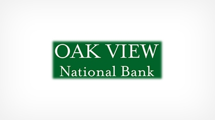 Oak View National Bank logo