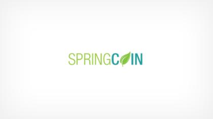 SpringCoin Logo