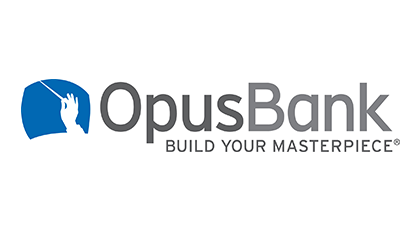 Opus Bank logo