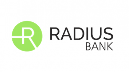 Radius Bank logo