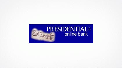 Presidential Online Bank  logo