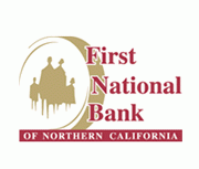 First National Bank of Northern California brand image