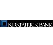 Kirkpatrick Bank logo