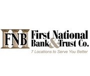 First National Bank and Trust Company (Shawnee, OK) logo