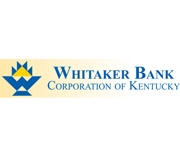 Whitaker Bank brand image