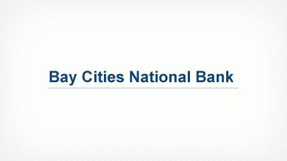 Bay Cities National Bank logo