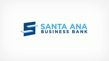 Santa Ana Business Bank logo
