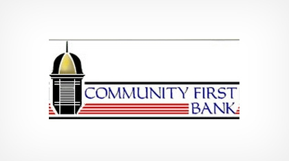 Community First Bank, Inc. logo