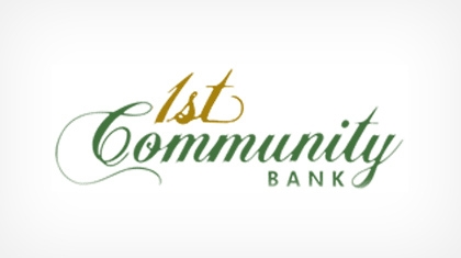 First Community Bank, Missouri logo