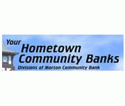 Morton Community Bank brand image