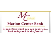 Marion Center Bank brand image