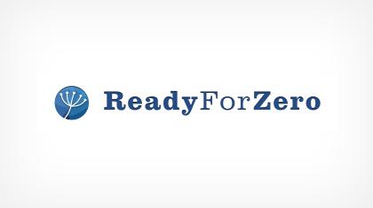 Ready For Zero logo