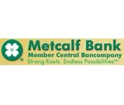Metcalf Bank brand image