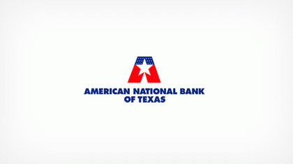American National Bank of Texas logo