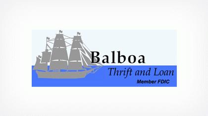 Balboa Thrift and Loan Association logo