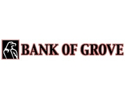 Bank of Grove logo