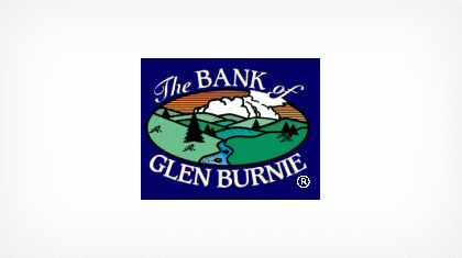 The Bank of Glen Burnie logo