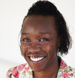 Bio photo for Carolyn Okomo