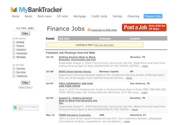 MyBankTracker-jobs